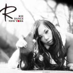 RIE DANCE NEWYORK/ロゴタイプ&マーク